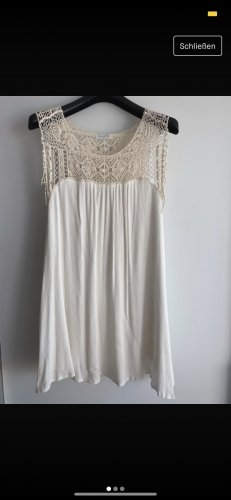 Poolgirl Beach Dress natural white-cream