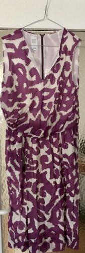 Caliban Summer Dress lilac-white