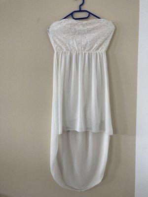 luftiges Sommerkleid weiß