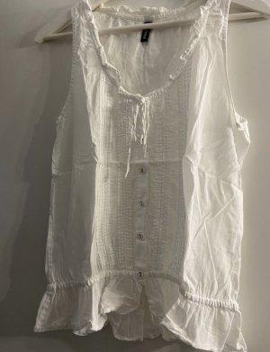 Madonna Camisa de mujer blanco