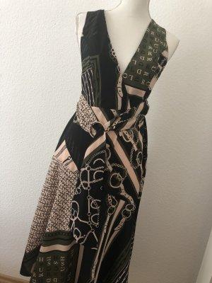 Luftiges Topshop Petite Kleid mit Gürtel Größe 38 M