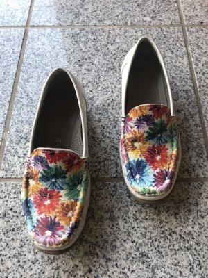 Luftpolster Schuhe Blumenmuster
