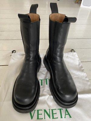 Bottega Veneta Chelsea laarzen zwart