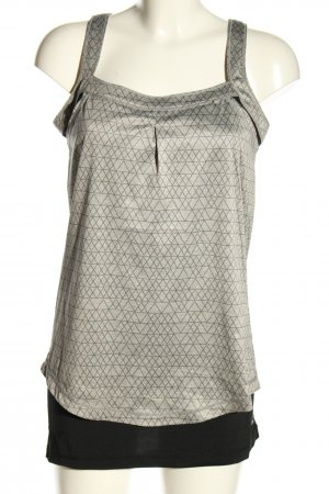 Luhta Sports Tank white allover print casual look
