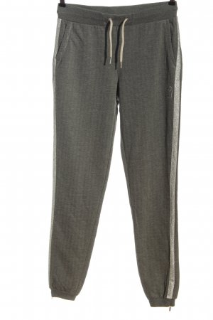 Luhta Pantalón deportivo gris claro look casual