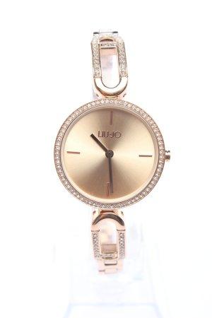 "Lui Jo Analog Watch ""Precious Glam Quartz Watch"" gold-colored"