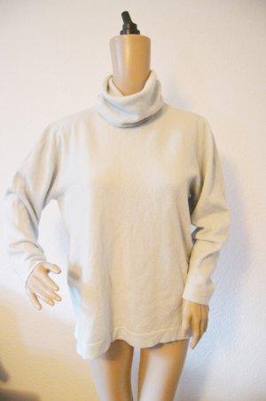 Jersey de lana azul pálido-azul claro
