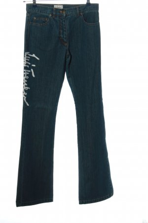 Luis Trenker High Waist Jeans