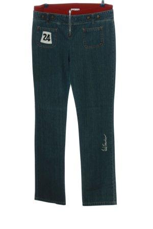 Luis Trenker Straight-Leg Jeans
