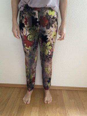 Luisa Cerano Pantalone a 7/8 multicolore