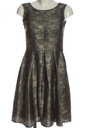 Luisa Cerano A-Linien Kleid bronzefarben Elegant