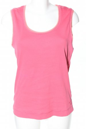 Luisa Cerano Basic Top pink Casual-Look