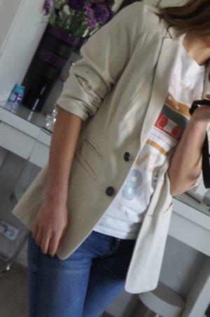 LUISA CERANO Blazer Größe 42 beige