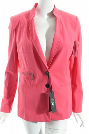 Luisa Cerano Blazer roze extravagante stijl