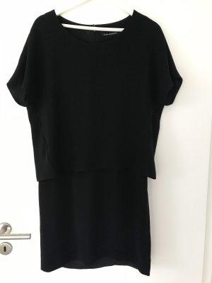 LUISA CERANO  Elegantes schwarzes Kleid für jeden Anlass
