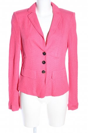 Luisa Cerano Jerseyblazer pink Webmuster Business-Look