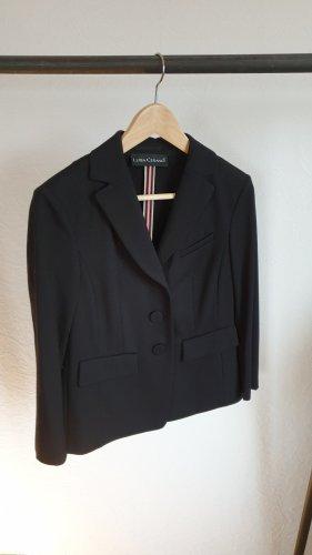 Luisa Cerano Jersey blazer zwart