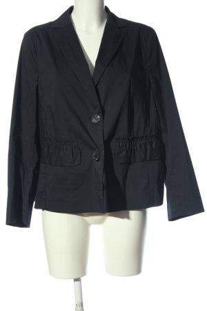 Luisa Cerano Korte blazer zwart zakelijke stijl