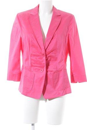 Luisa Cerano Kurz-Blazer pink klassischer Stil