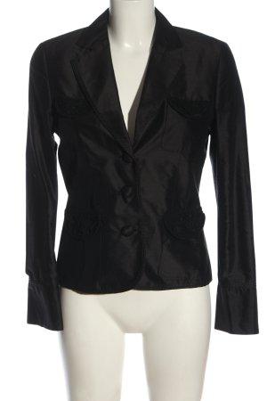 Luisa Cerano Korte blazer zwart elegant