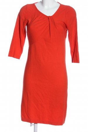 Luisa Cerano Langarmkleid rot Business-Look