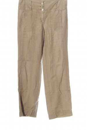 Luisa Cerano Linen Pants natural white casual look