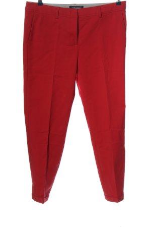 Luisa Cerano Pantalón anchos rojo elegante