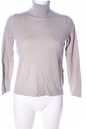 Luisa Cerano Turtleneck Shirt natural white casual look