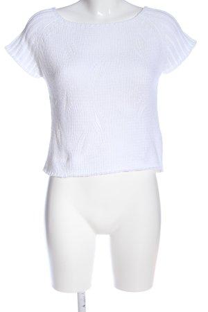 Luisa Cerano T-Shirt weiß Casual-Look