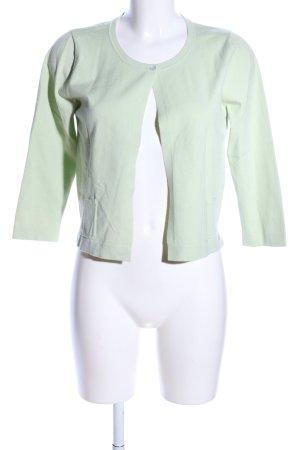Luisa Cerano Shirtjacke grün Casual-Look
