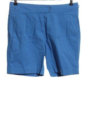 Luisa Cerano Shorts blau Casual-Look
