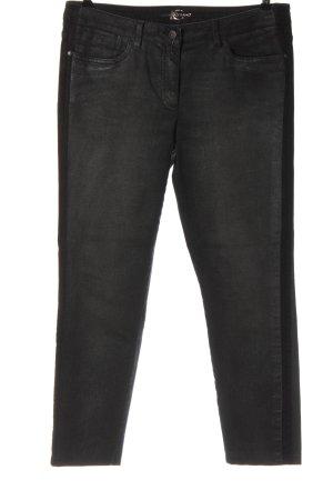 Luisa Cerano Jeans skinny grigio chiaro stile casual