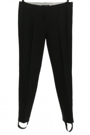 Luisa Cerano Strapped Trousers black casual look
