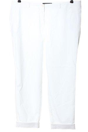Luisa Cerano Pantalone jersey bianco elegante