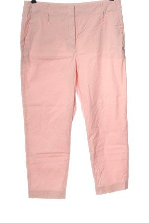 Luisa Cerano Pantalone jersey rosa stile classico
