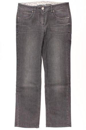 Luisa Cerano Straight Jeans Größe 38 grau