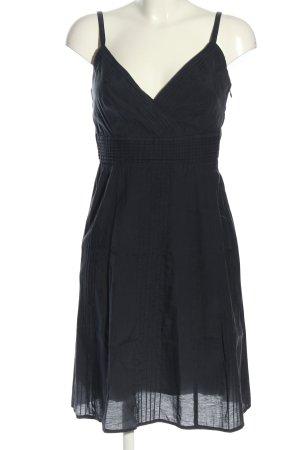 Luisa Cerano Trägerkleid schwarz Elegant