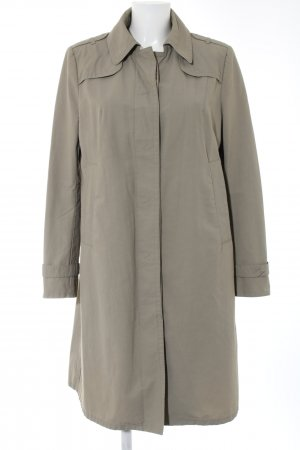 Luisa Cerano Trench Coat light grey business style