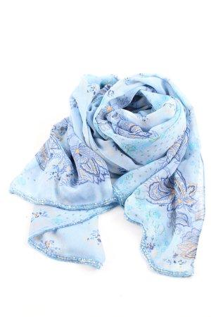 Luisa Spagnoli Stole blue elegant