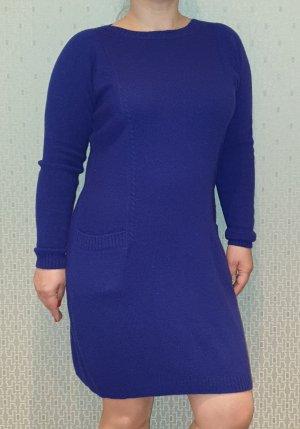 Luisa Spagnoli Vestito di lana blu