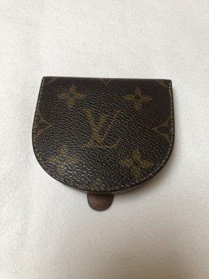 Louis Vuitton Portmonetka ciemnobrązowy-brąz