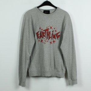 "LULU & CO Sweatshirt Gr. S grau ""Earthling"" (19/11/068)"