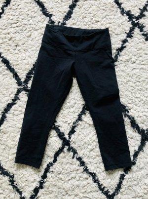 Lulu Lemon Pantalon de sport noir nylon
