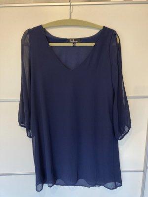 Lulu's Abendkleid, Minikleid, navy