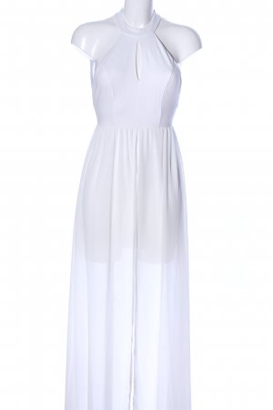 LuLu's Maxikleid weiß Elegant
