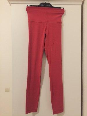 Lululemon athletica Leggings raspberry-red