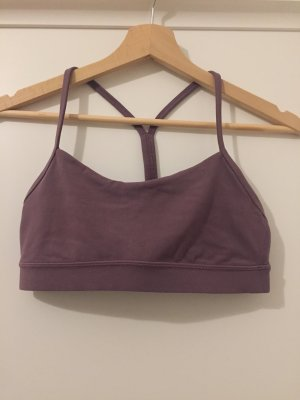 Lululemon athletica Top deportivo sin mangas violeta grisáceo