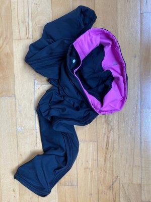Lululemon athletica Trackies black-pink spandex