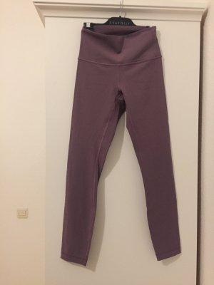 Lululemon athletica Leggings grey violet