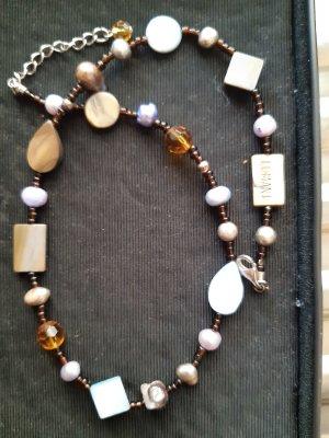 Lumani Shell Necklace multicolored